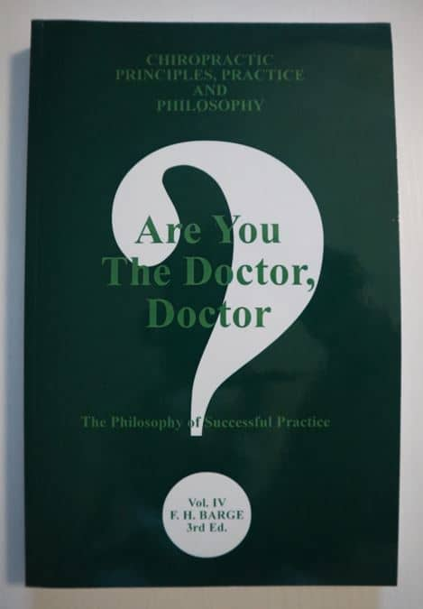 Are You The Doctor